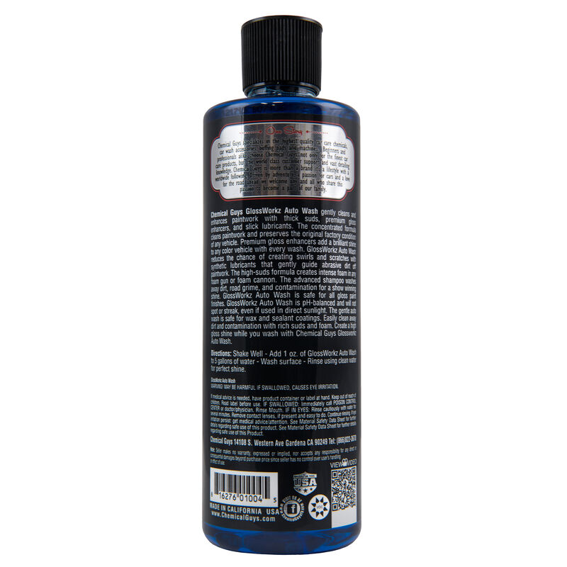 Glossworkz Intense Gloss Booster and Paintwork Cleanser