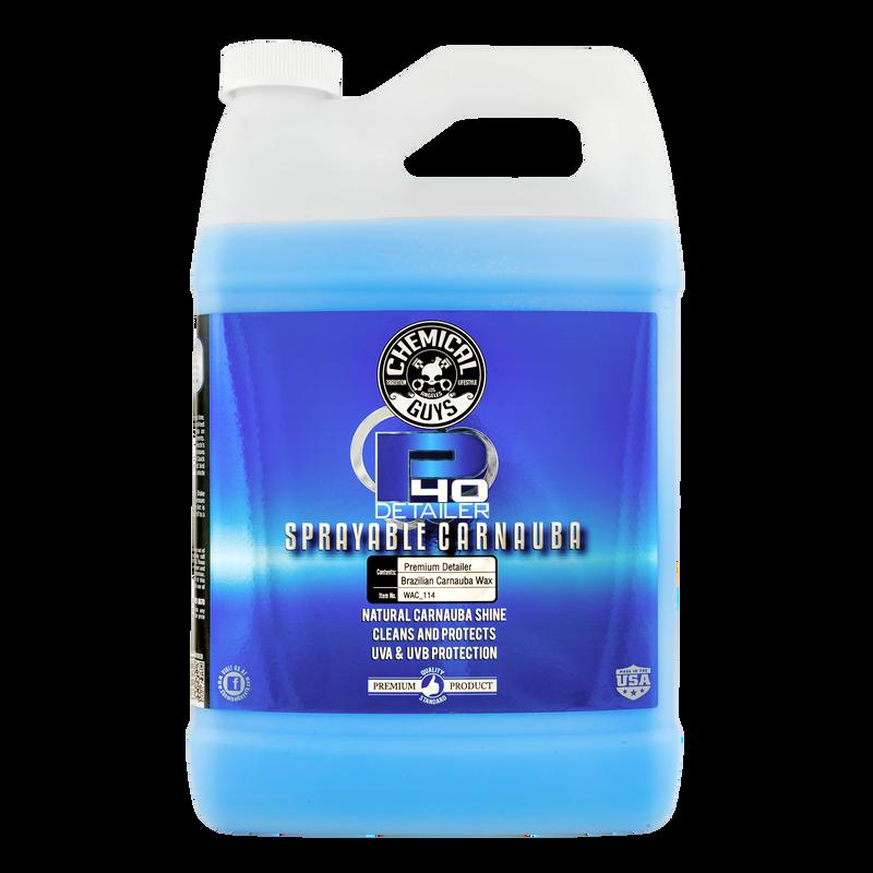 P40 Detailer Spray with Carnauba
