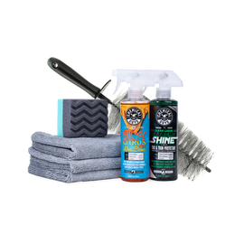 The Sticky Shine Professional Wheel & Tire Care Kit
