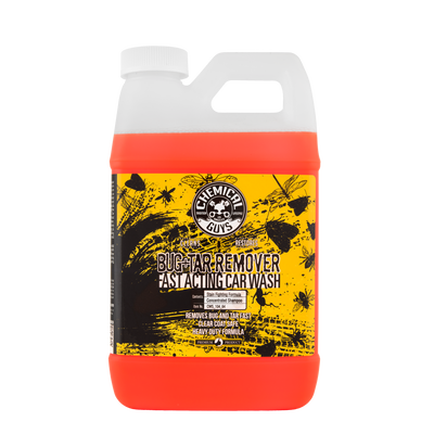 Bug+Tar Remover Heavy Duty Car Wash Shampoo