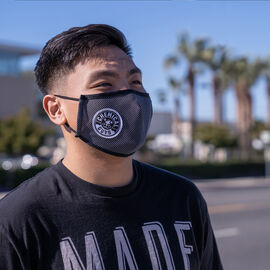 Chemical Guys Non-Medical Face Mask (Multiple Colors)