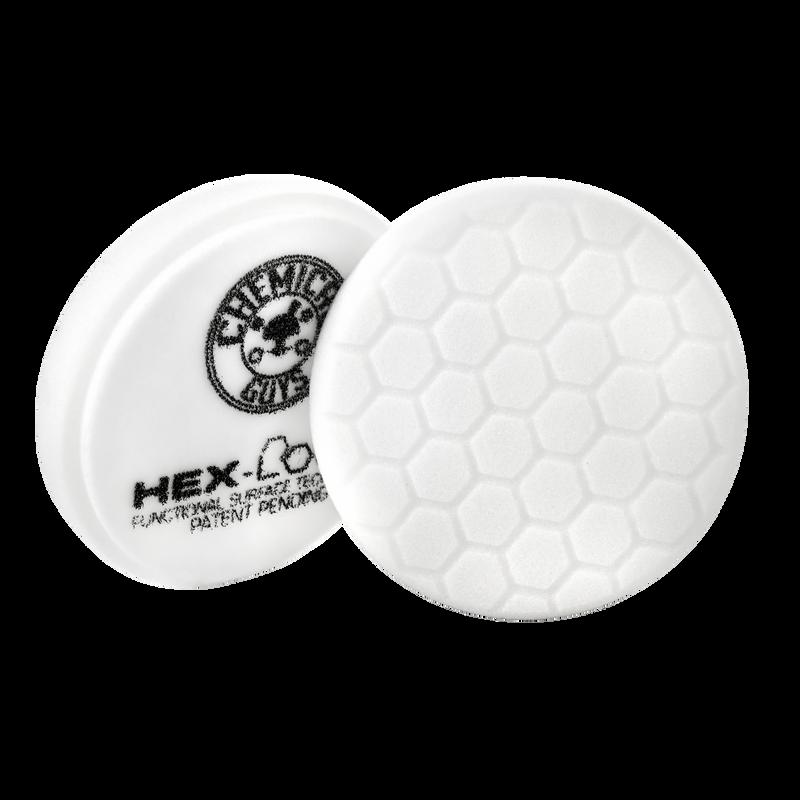 White Hex-Logic Light-Medium Polishing Pad
