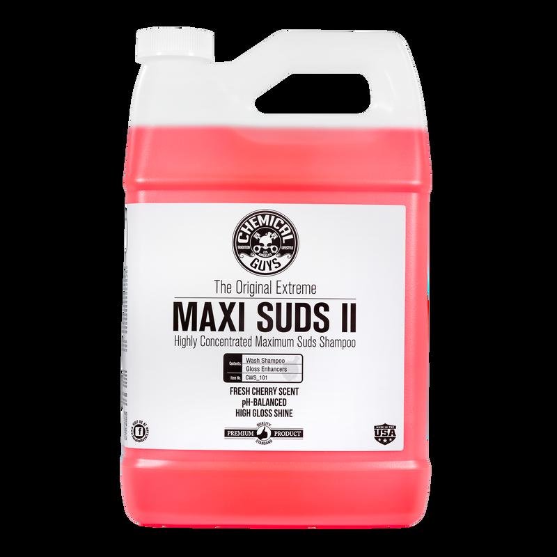 Maxi Suds 2 High Foam Maintenance Shampoo & Gloss Booster