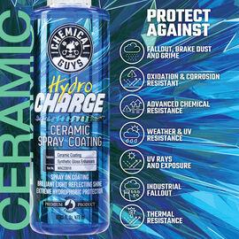 HydroCharge High-Gloss Hydrophobic SiO2 Ceramic Spray Coating