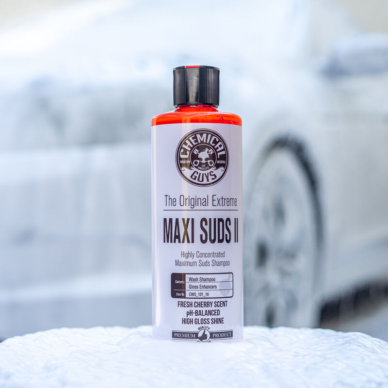 Maxi Suds 2 High Foam Maintenance Shampoo & Gloss Booster