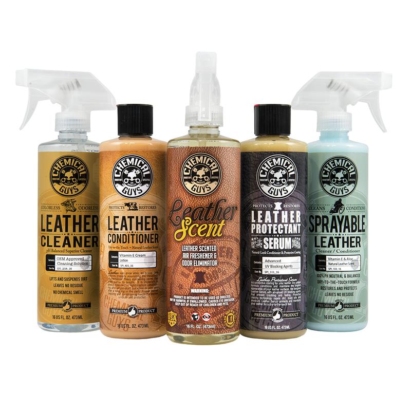 Leather Lover's Kit (5 Items) slider image 1