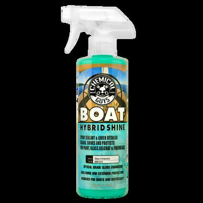 Marine and Boat Hybrid Shine Quick Detail Spray
