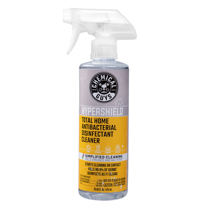 HyperShield Total Home Antibacterial Disinfectant Cleaner (16 oz)