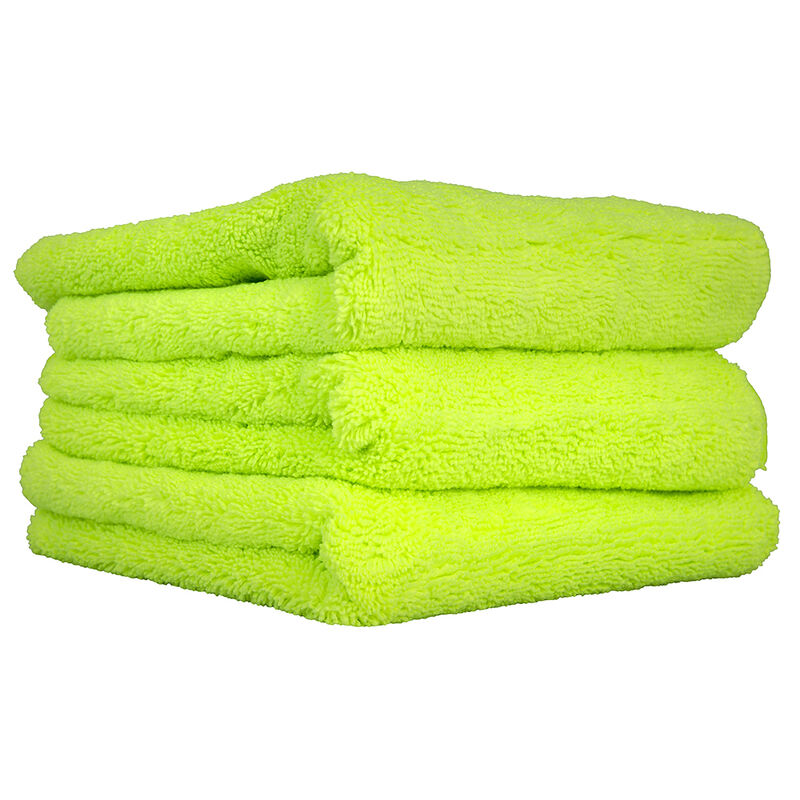El Gordo Professional Extra Thick Microfiber Towels 3-Pack