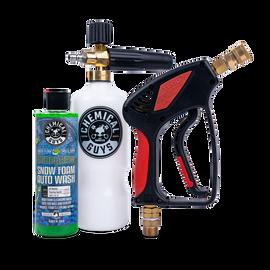 The Foam Cannon & Snubby Snow Foam Kit