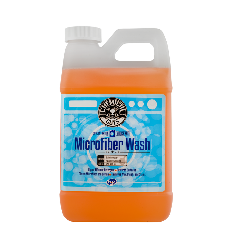 Microfiber Car Wash Cleaning Detergent - Chemical Guys