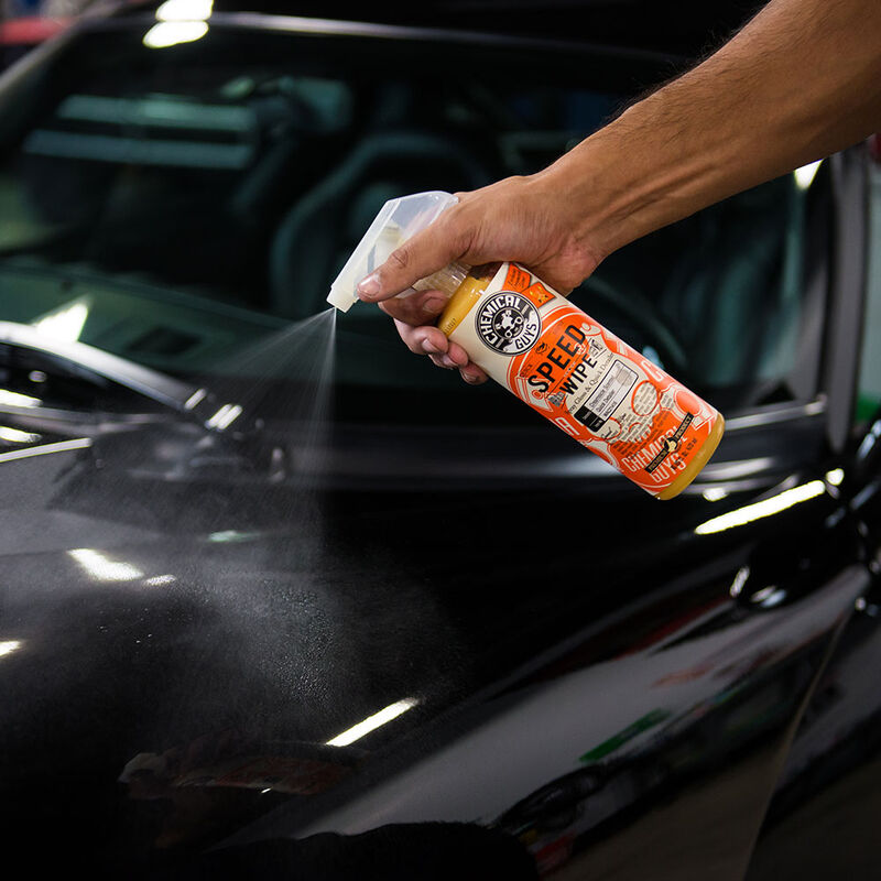 Speed Wipe Quick Detailer & High Shine Spray Creamsicle Scent