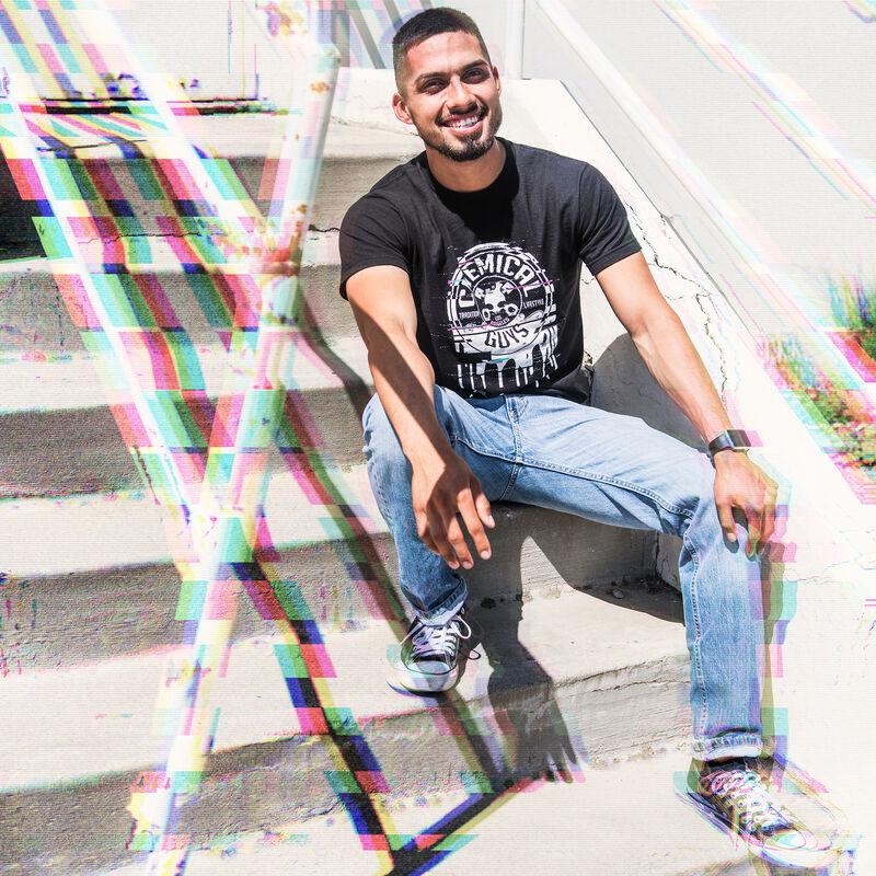 White Noise T-Shirt slider image 7
