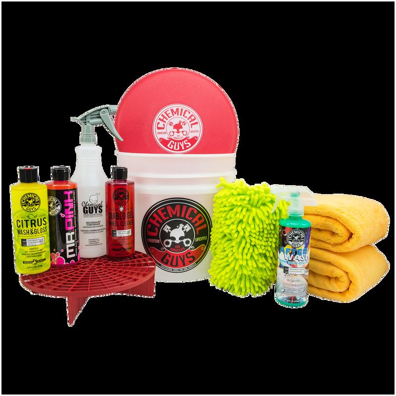 Best Car Wash Bucket Kit slider image 1