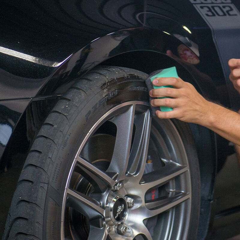 Tire+Trim Gel for Plastic and Rubber