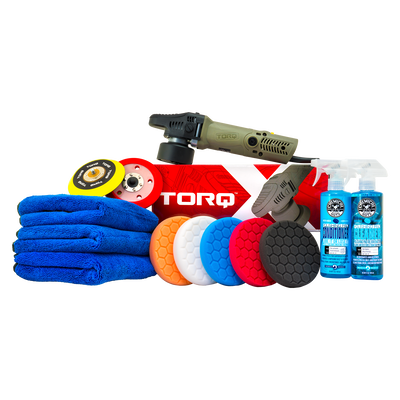 TORQX Complete Detailing Kit (13 Items)