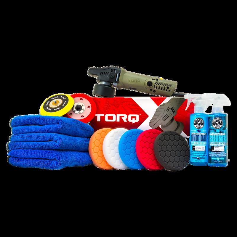 TORQX Complete Detailing Kit (13 Items)