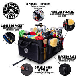 Ride Along Large Space Trunk Organizer