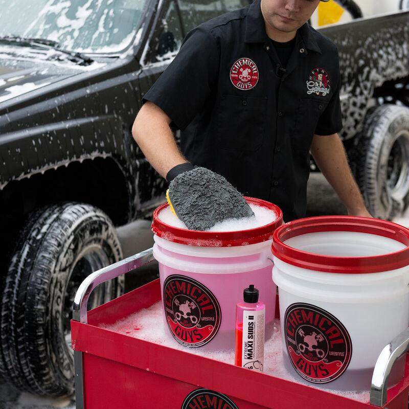 Maxi-Suds II Super Suds Car Wash