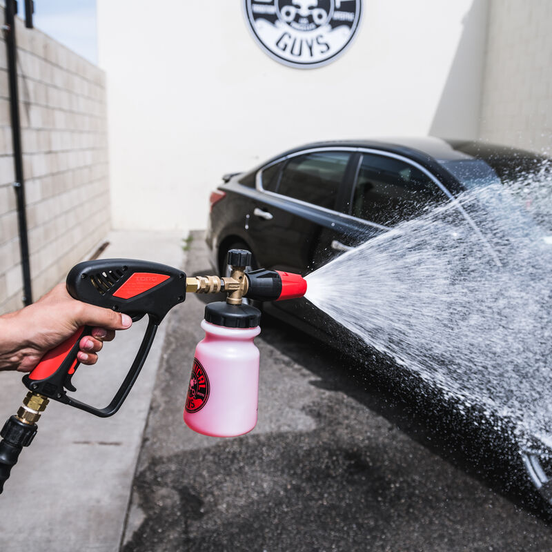 Torq Snubby Pressure Washer Gun Foam Cannon Attachment