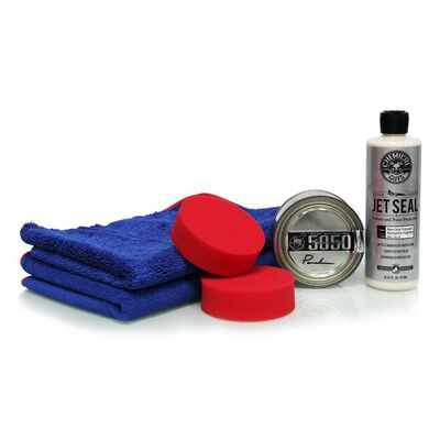JetSeal Paint Sealant & 5050 Paste Wax Protection Kit
