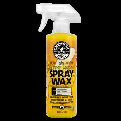 Blazin' Banana Natural Carnauba Spray Wax