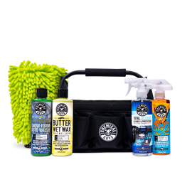 Quick Load Caddy Detailing Essentials Wash & Protect Kit
