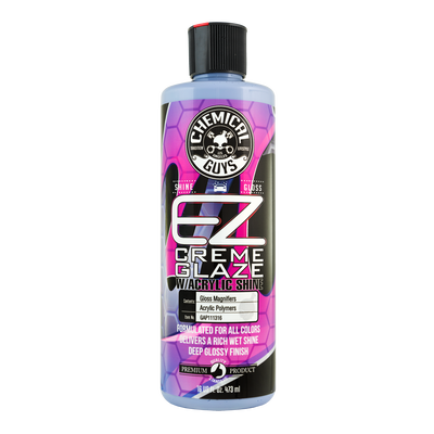 EZ Creme Glaze Rich Wet Finish with Acrylic Shine