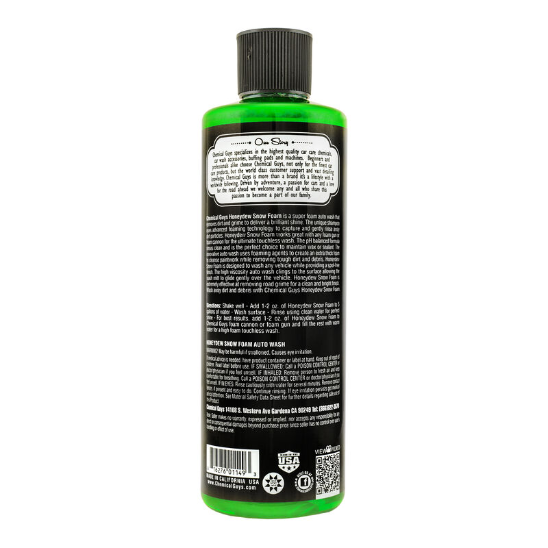 Honeydew Snow Foam Extreme Suds Cleansing Wash Shampoo slider image 7