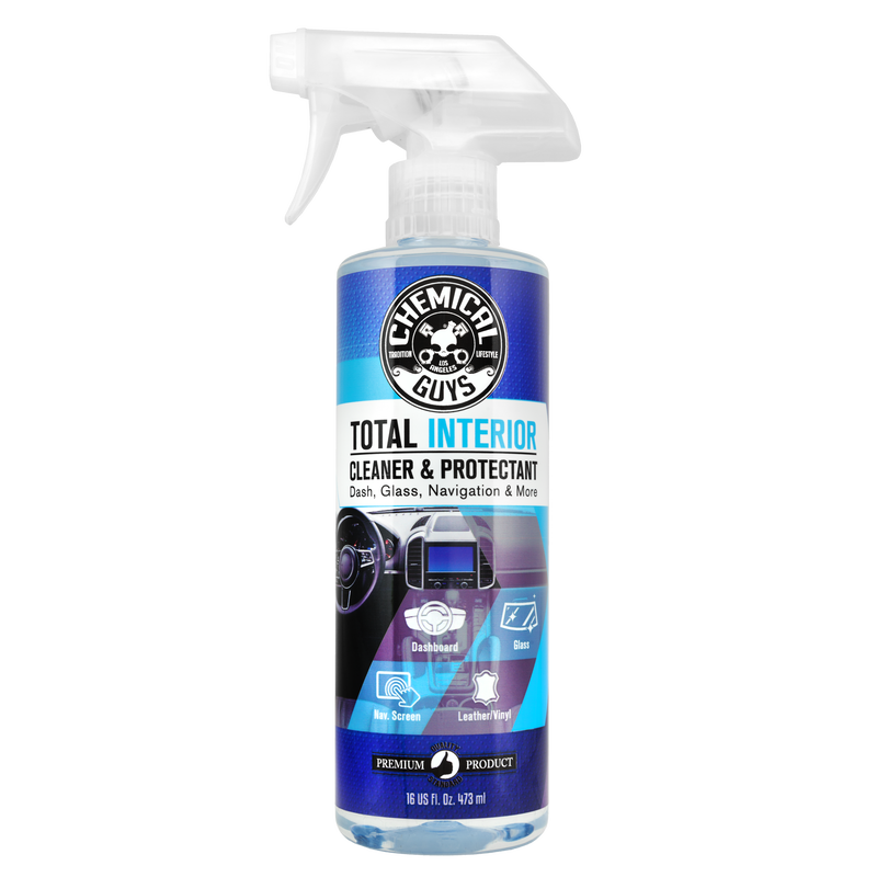 Total Interior Cleaner & Protectant