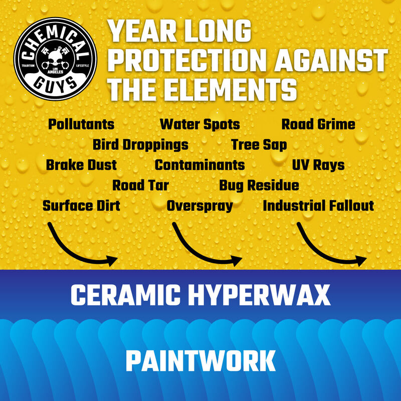 HydroSlick Ceramic Coating HyperWax