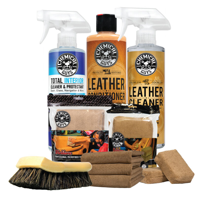 The All Leather & Interior Clean Kit