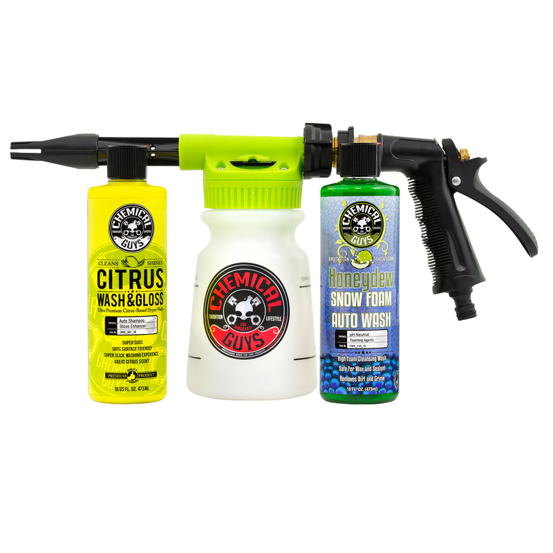 Foam Blaster 6 & Soaps Kit