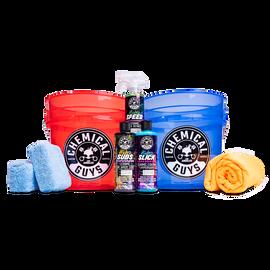 Two Bucket Ceramic Wash & Protect Kit