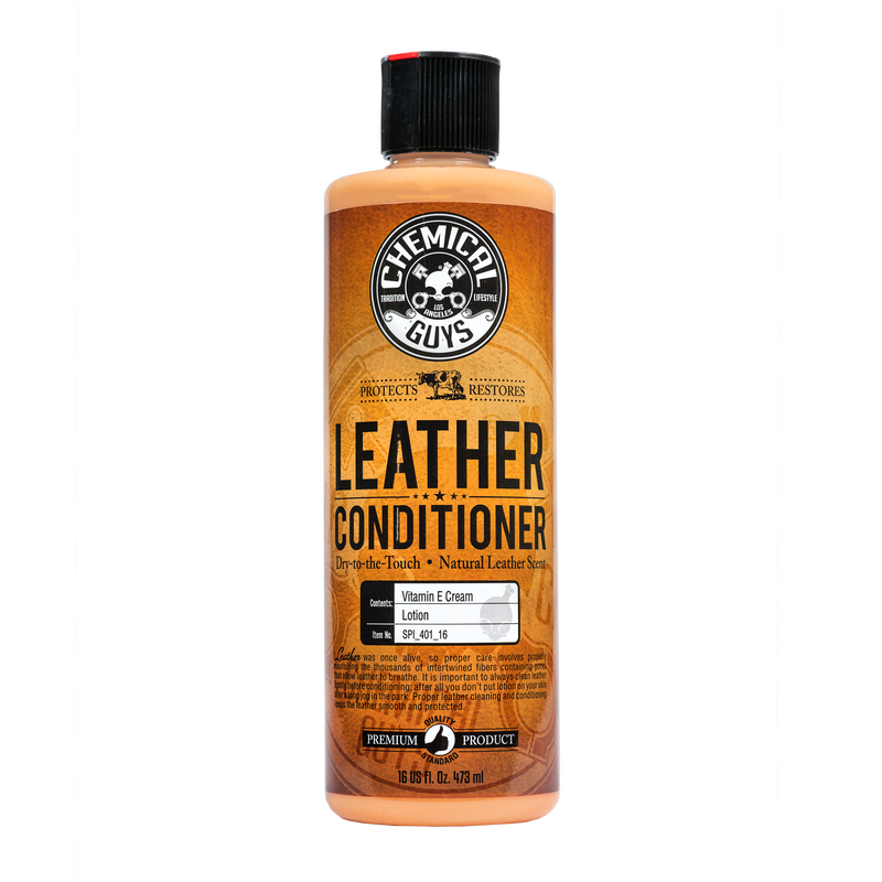 Leather Conditioner Video