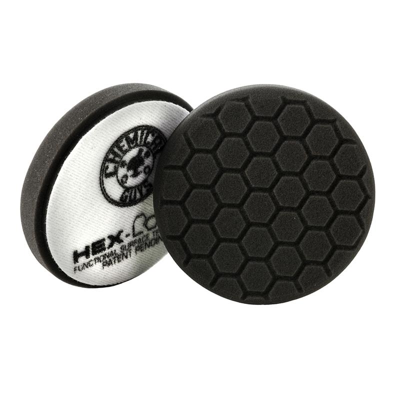 Black Hex-Logic Finishing Pad