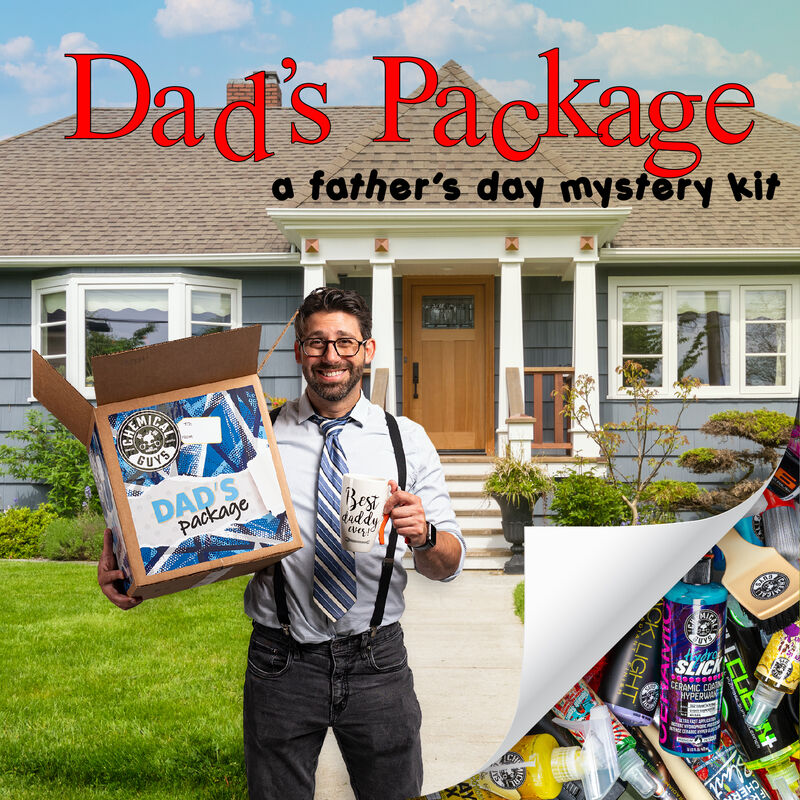 Dad's Ultra Clear Bucket Mystery Package - Get $89+ Worth Of Products For Only $59