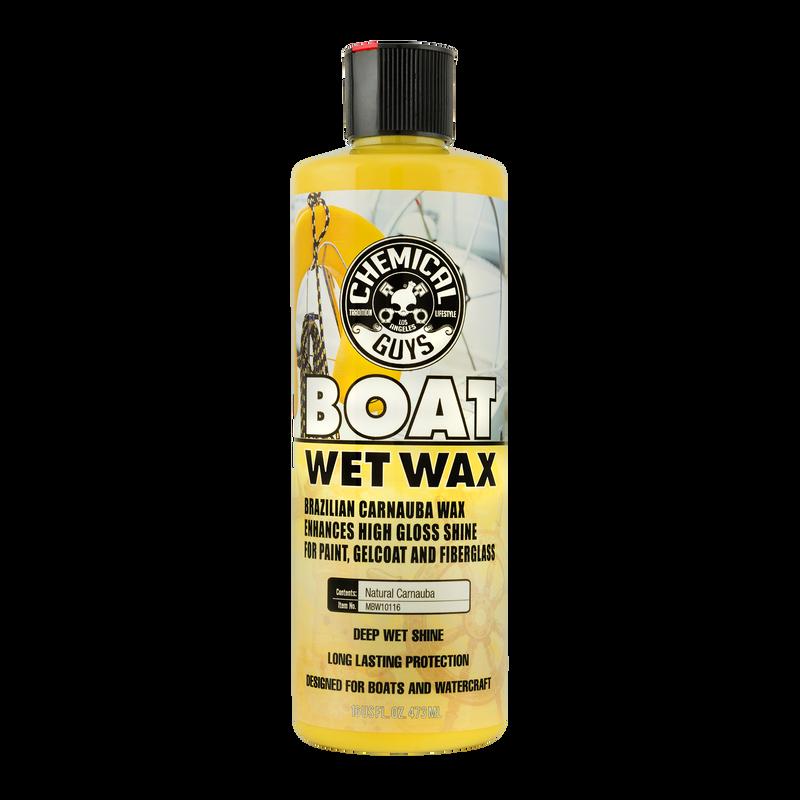 Marine and Boat Wet Wax