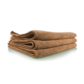 "Workhorse Professional Microfiber Towel, Tan 16"" x 16"" (3 Pack)"