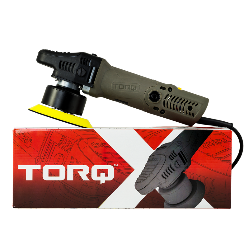 TORQX Random Orbital Polisher