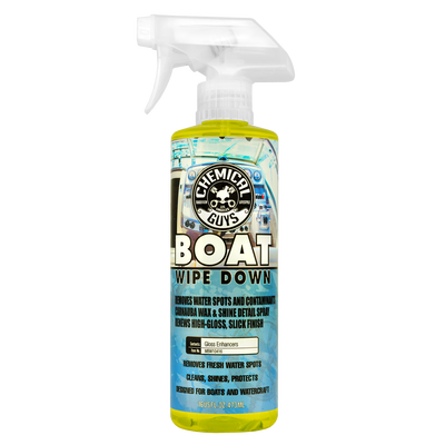 Marine and Boat Wipe Down Quick Detailer and Water Spot Remover
