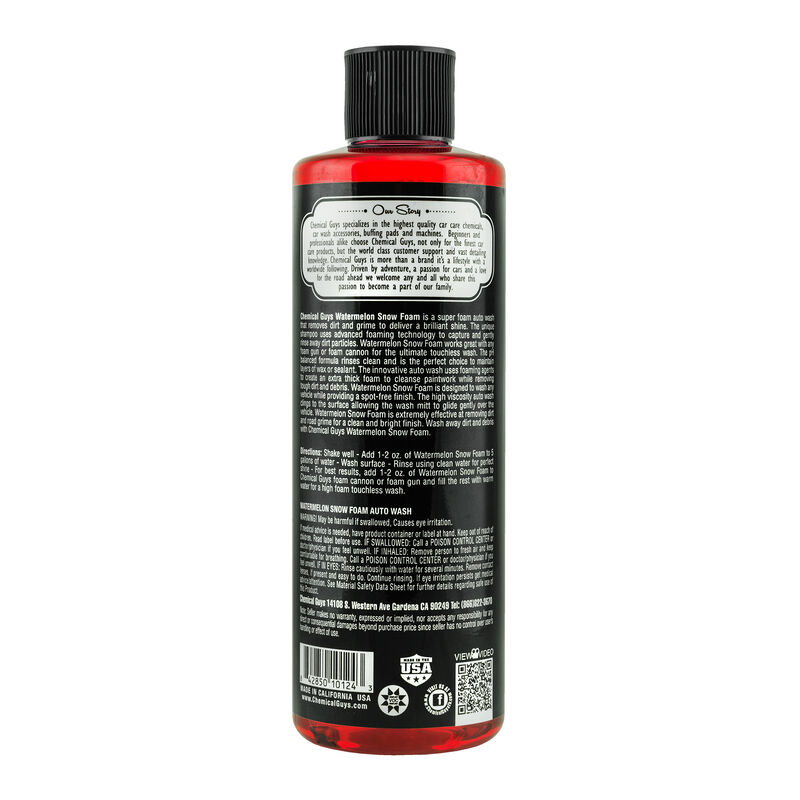 Watermelon Snow Foam Extreme Suds Cleansing Wash