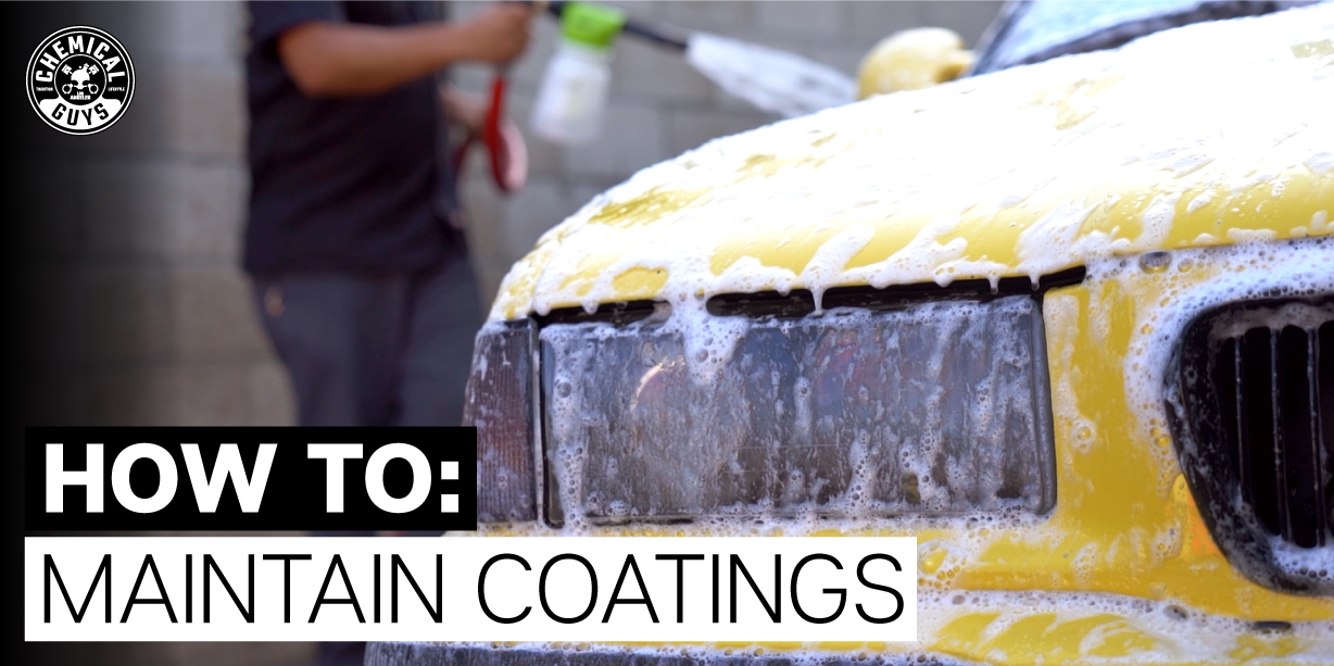 How To Maintain Coatings